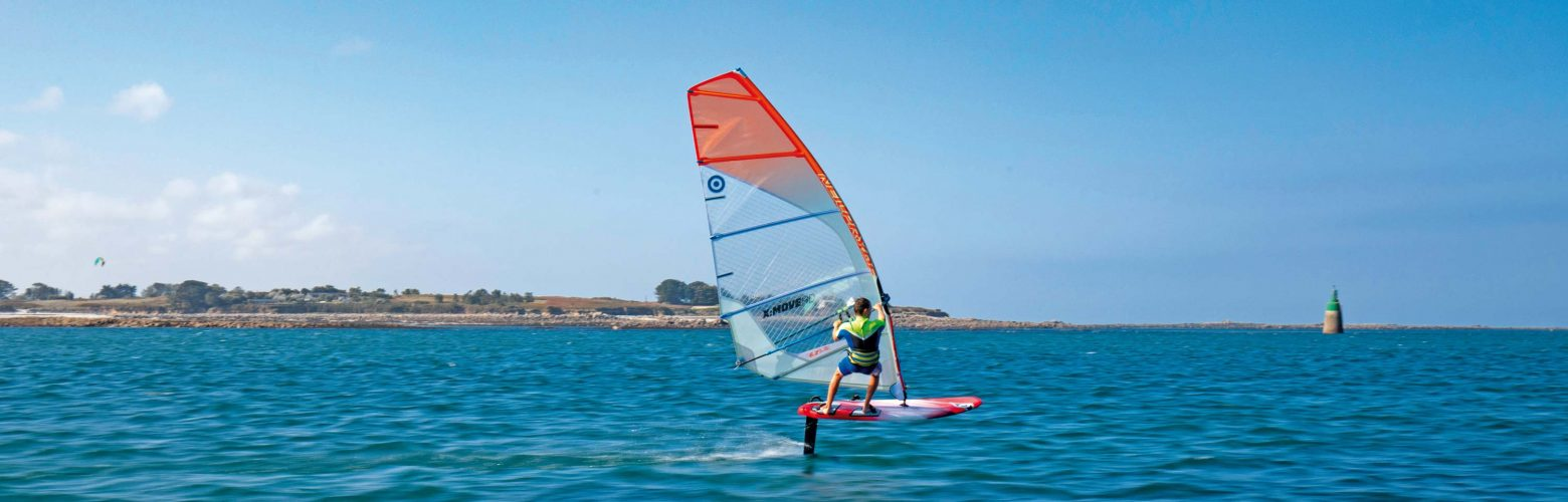 Learn to windsurf with 2XS